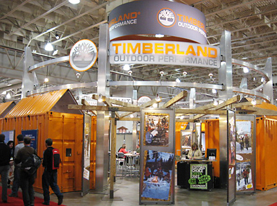Timberland Display photo